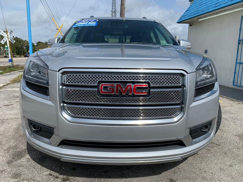 GMC Acadia 2014 price $10,995