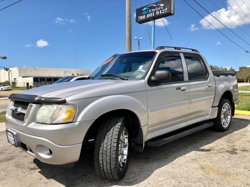 Ford EXPLORER SPORT 2005 price $6,995