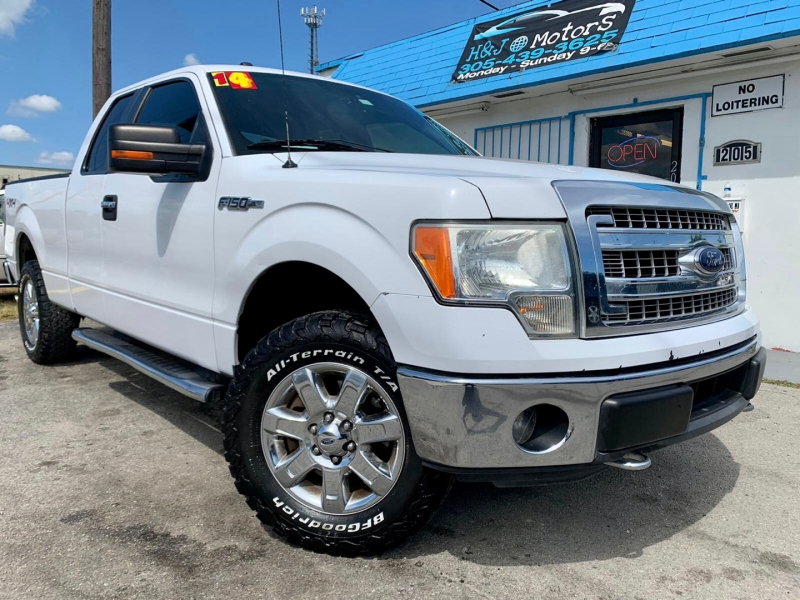 FORD F150 2014 price $13,995