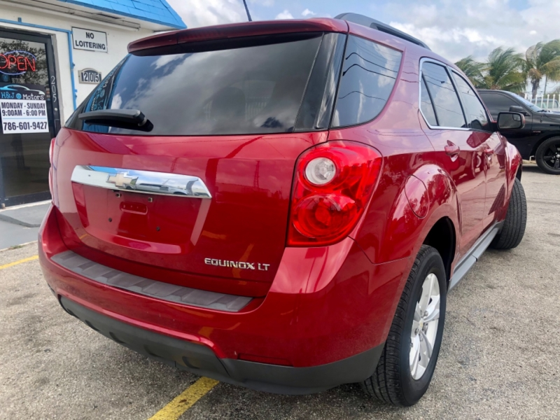 Chevrolet Equinox 2013 price $7,895