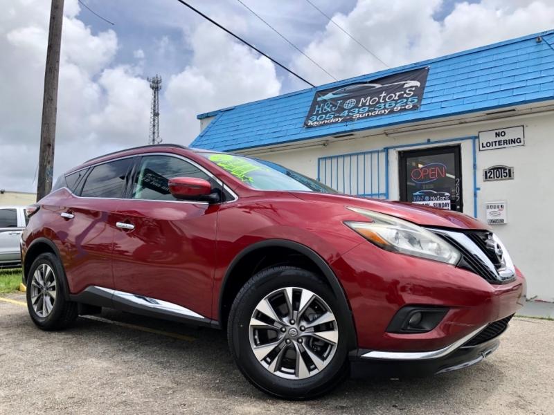 Nissan Murano 2017 price $16,995