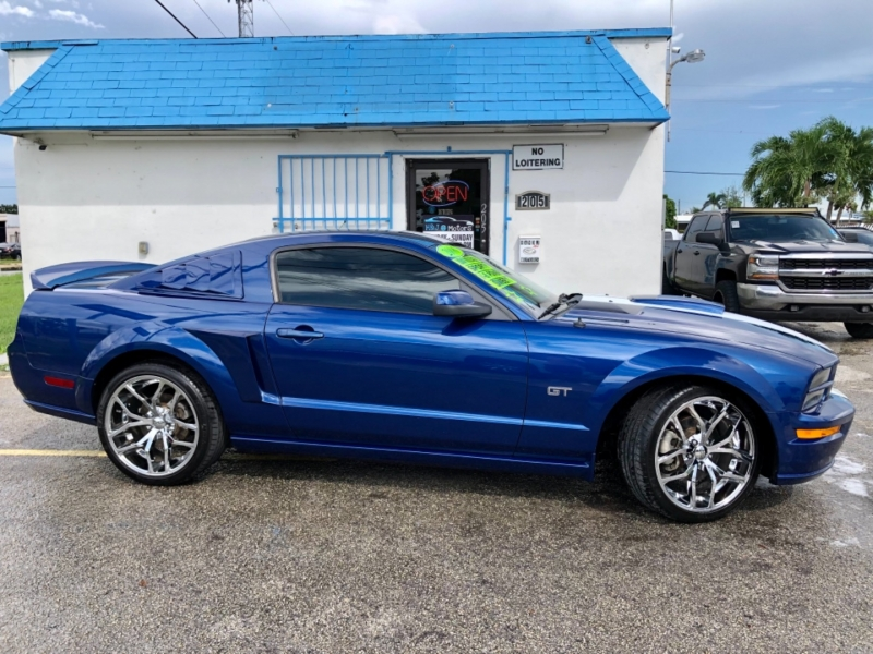 FORD MUSTANG 2006 price $14,995