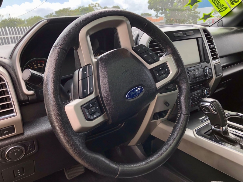 FORD F150 2015 price $33,995