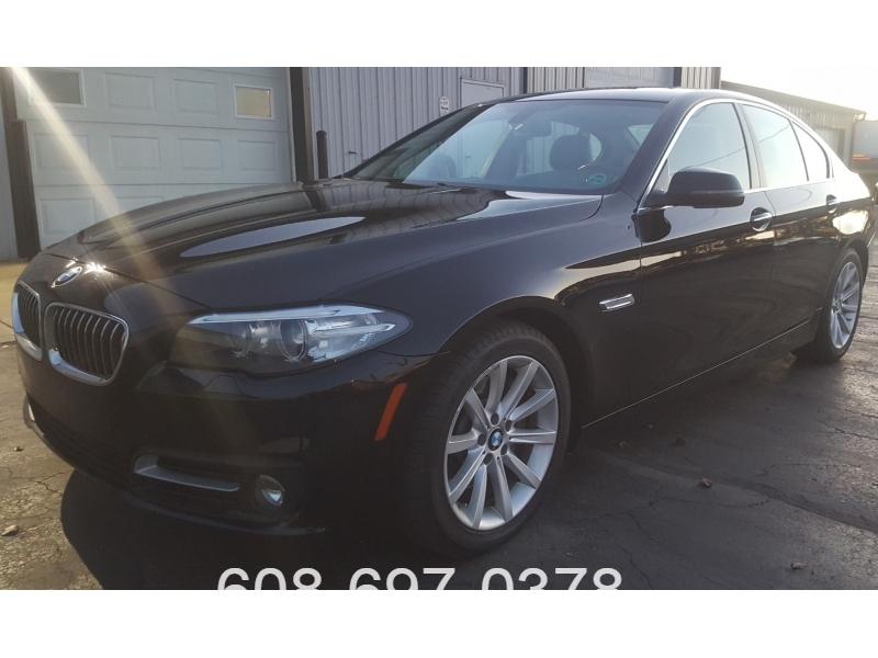 BMW 5-Series 2015 price $18,499