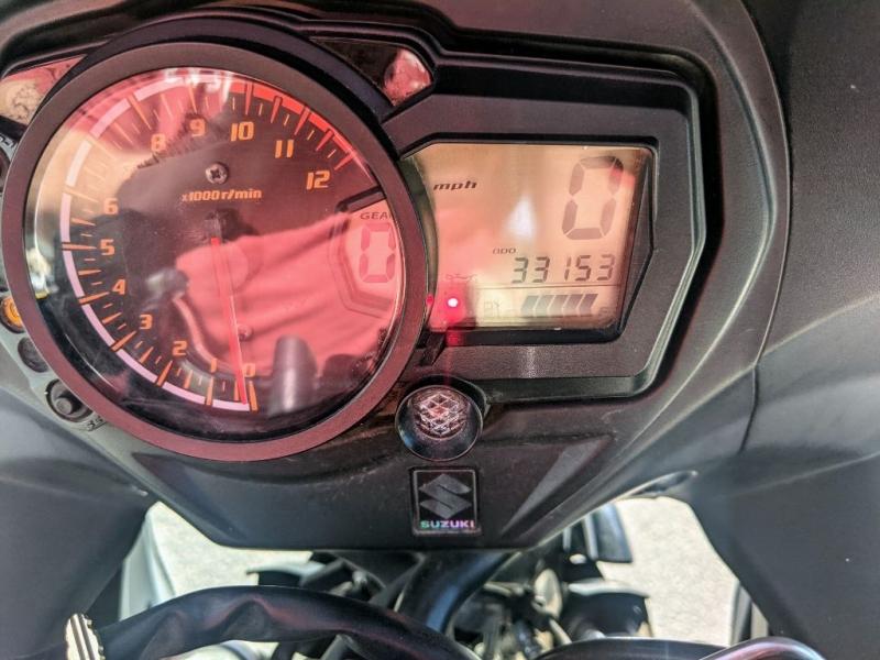 SUZUKI GSXF1250FA 2011 price $4,999