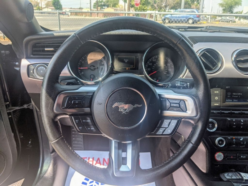 FORD MUSTANG 2017 price $25,999