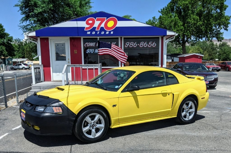 FORD MUSTANG 2002 price $10,999