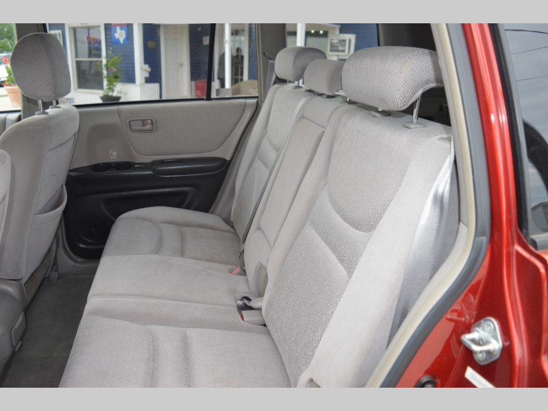 Toyota Highlander 2003 price $6,288