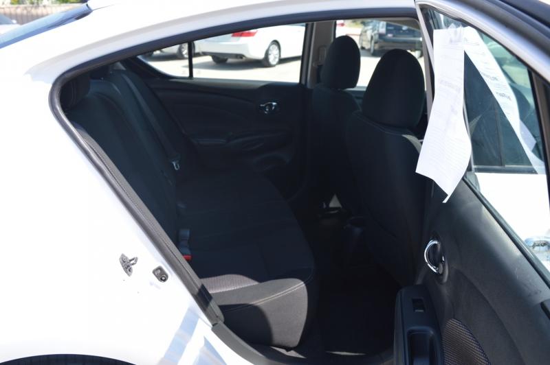 Nissan Versa 2017 price $11,250