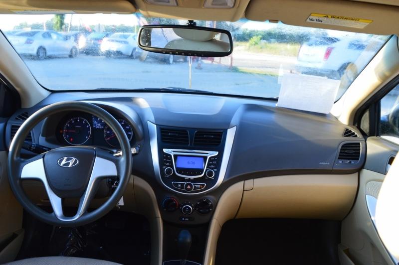 Hyundai Accent 2012 price $8,499