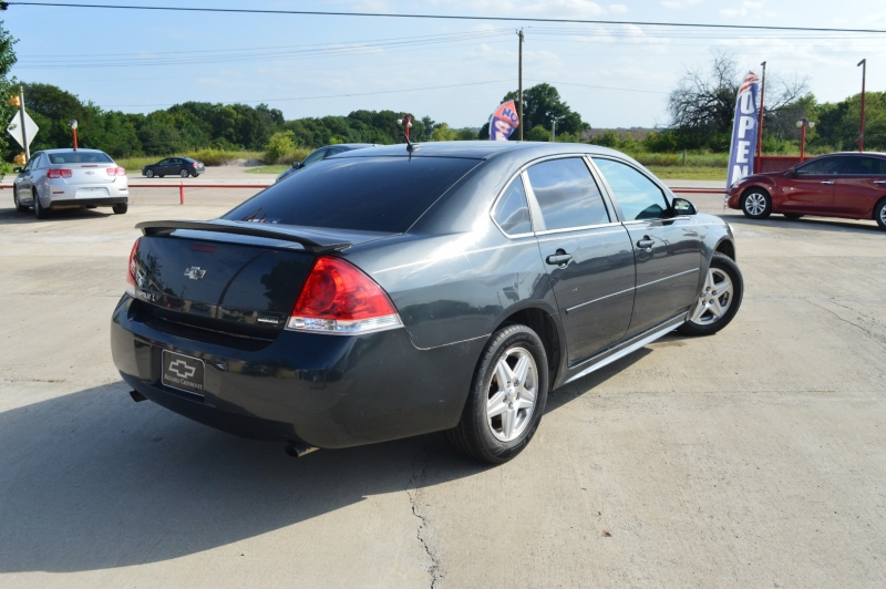 Chevrolet Impala 2012 price $7,488