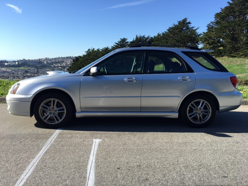 Subaru Impreza WRX Wagon (Natl) 2005 price $7,495
