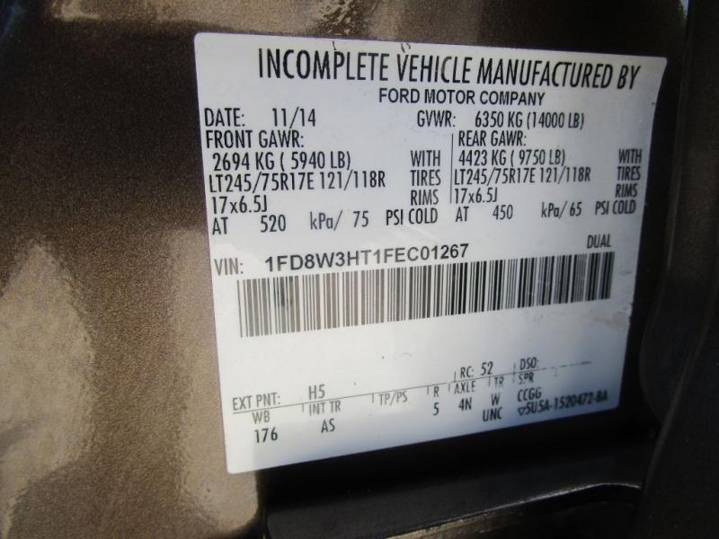 Ford Super Duty F-350 DRW 2015 price $36,995