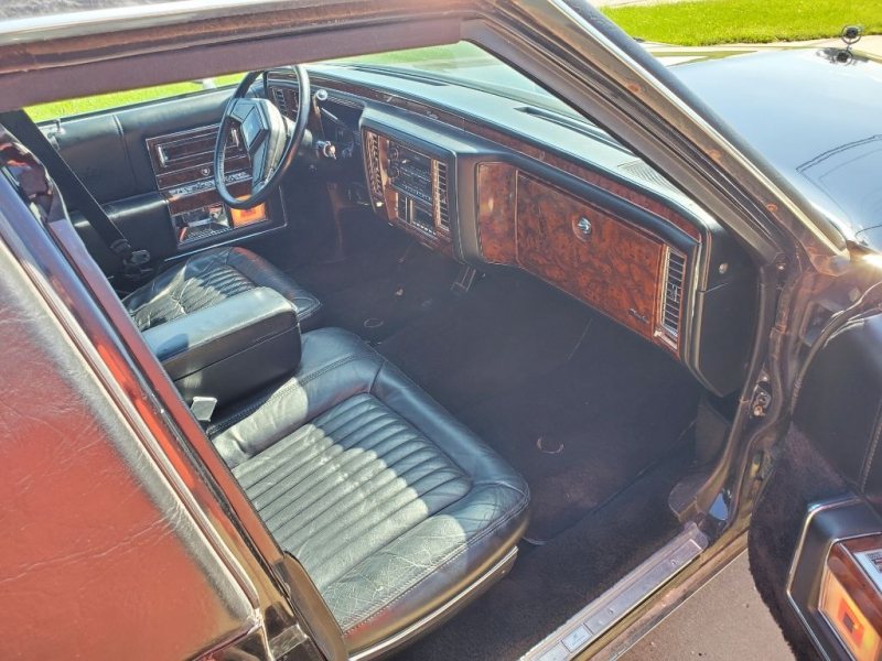 CADILLAC BROUGHAM LIMO 1991 price $5,950