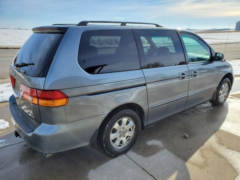 Honda ODYSSEY 2002 price $2,450