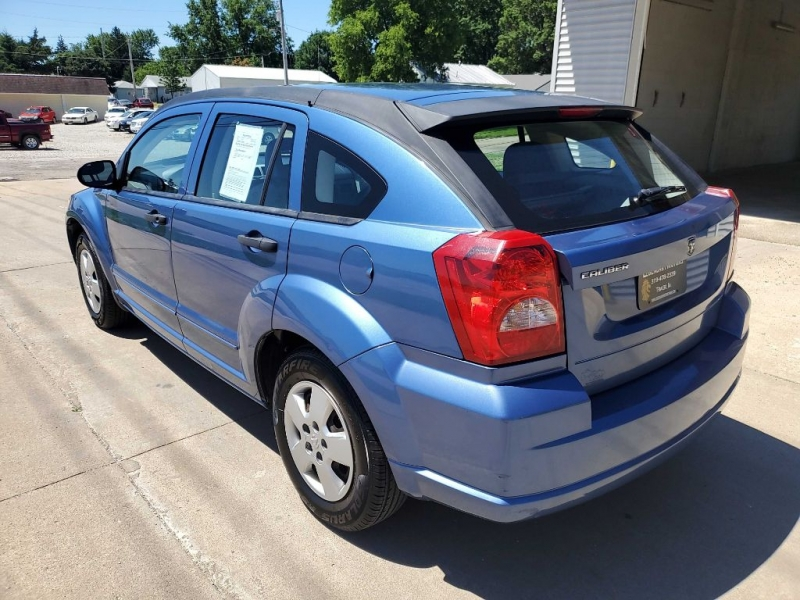 DODGE CALIBER 2007 price Call for Pricing.