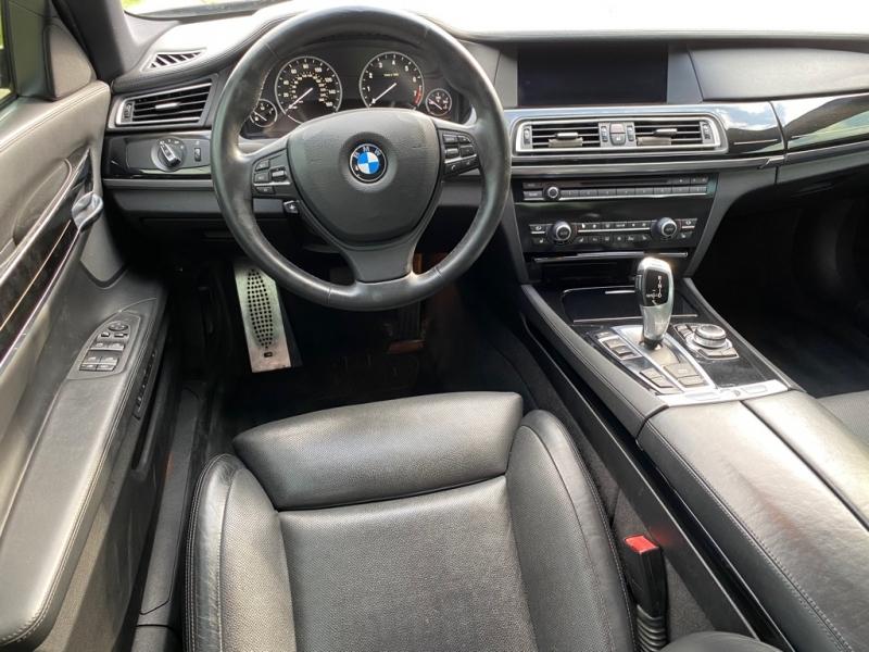 BMW 750 LI XDRIVE 2011 price Call for Pricing.