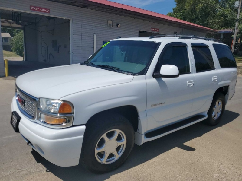 GMC YUKON 2003 price $4,950