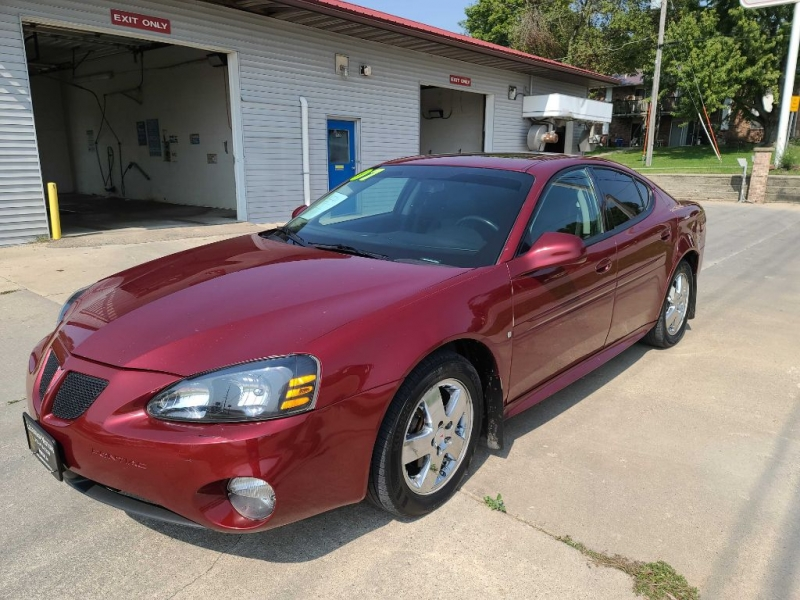 PONTIAC GRAND PRIX 2007 price $3,350