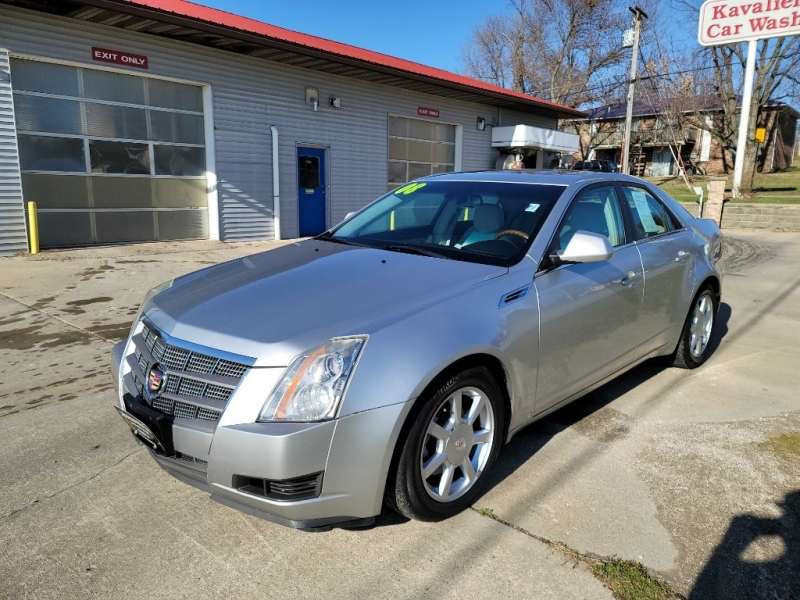 CADILLAC CTS 2008 price $6,950