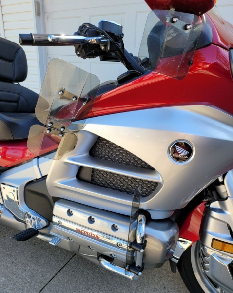 HONDA GOLDWING 2012 price $11,950