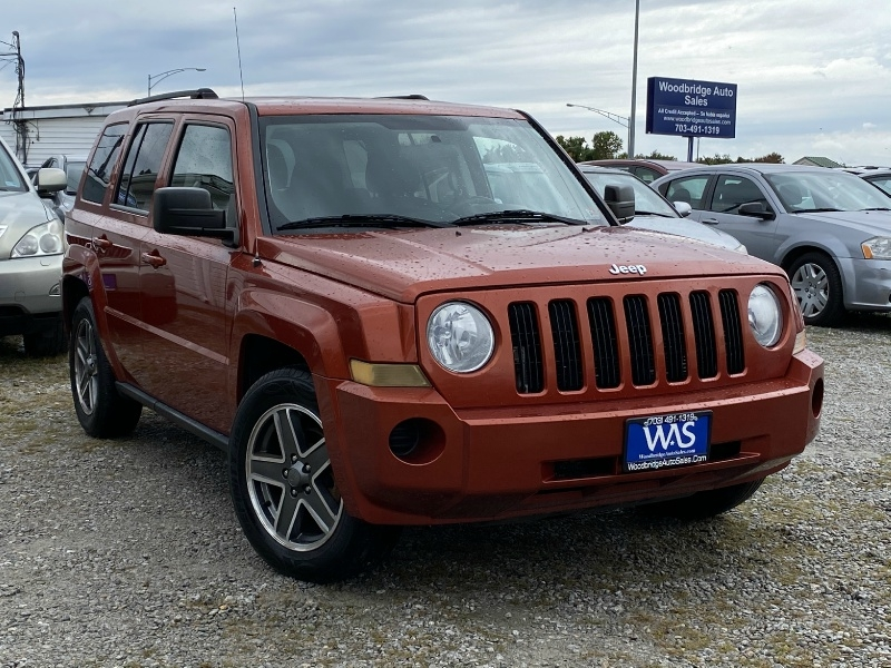 Jeep Patriot 2010 price $8,995