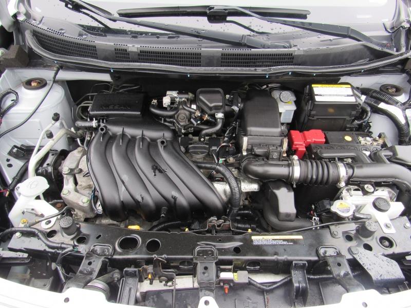 Nissan Versa Sedan 2017 price $7,995