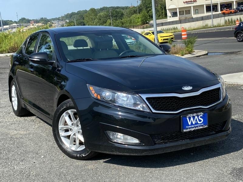 Kia Optima 2013 price $9,807