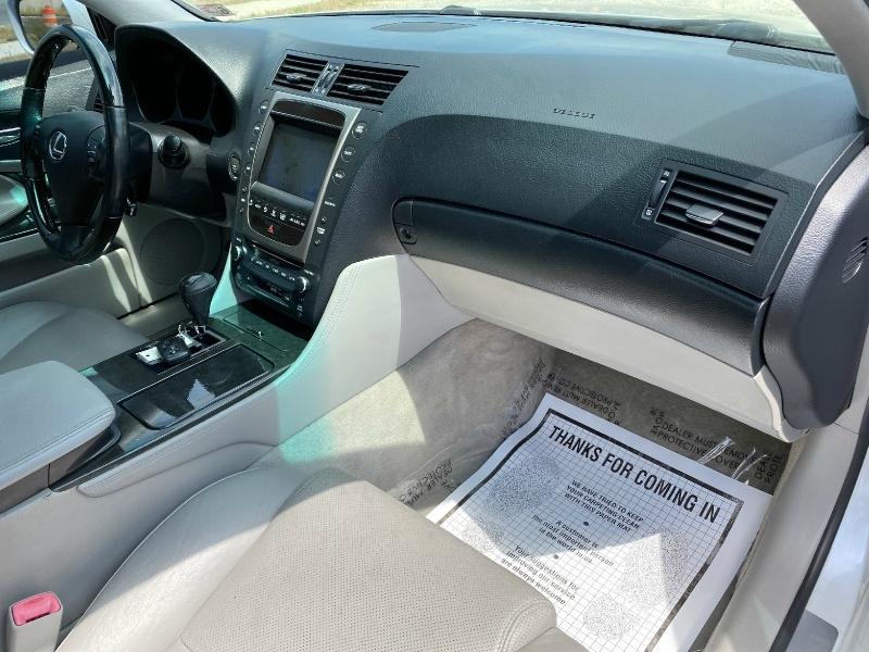 Lexus GS 350 2007 price $7,995