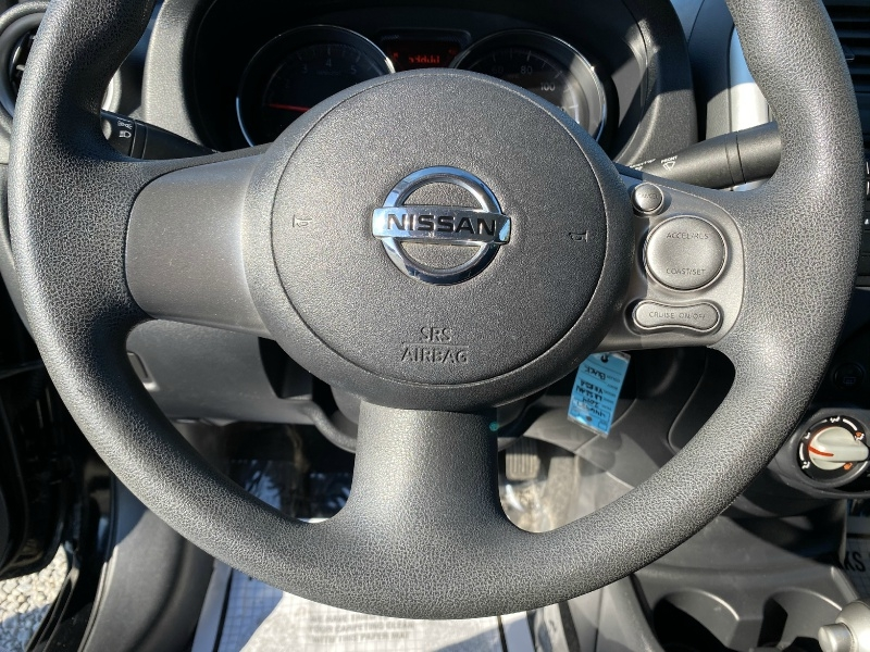 Nissan Versa 2014 price $8,495