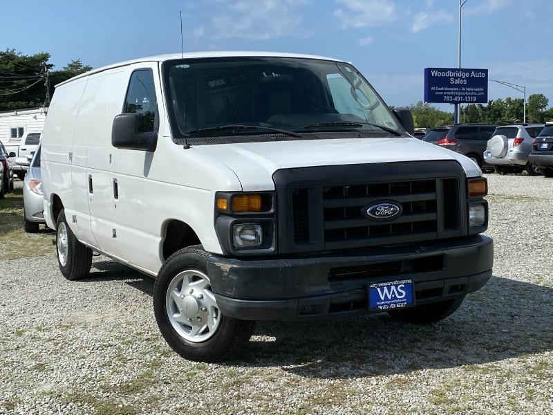 Ford Econoline Cargo Van 2011 price $12,795