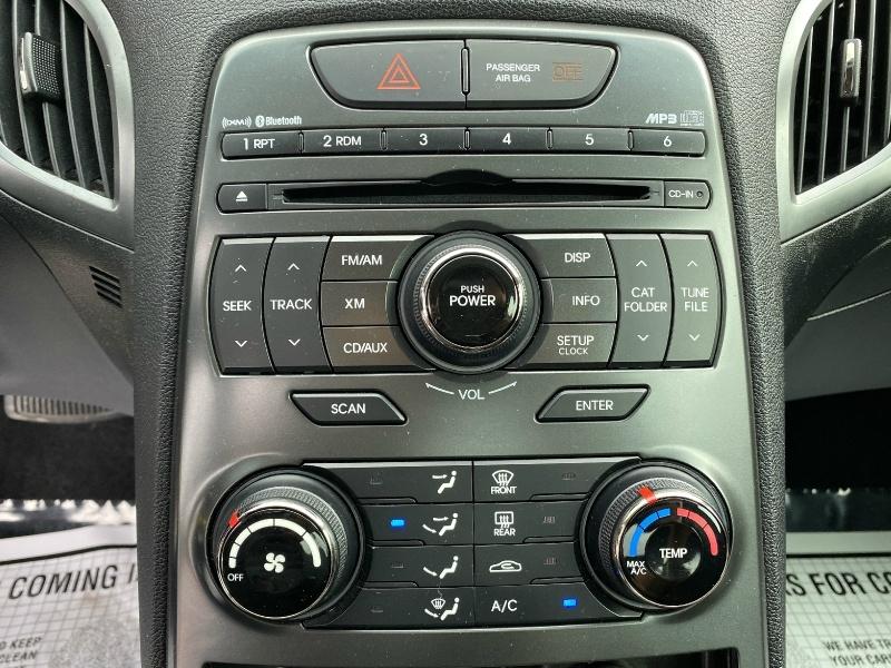 Hyundai Genesis Coupe 2012 price $8,995