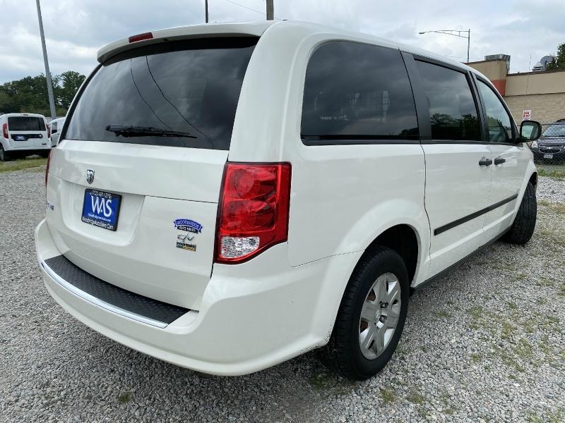 RAM Cargo Van 2013 price $7,995