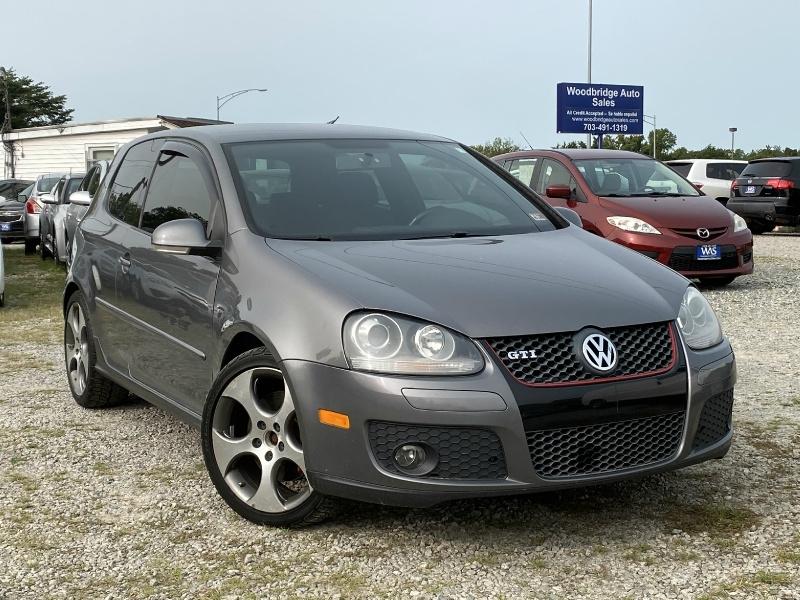 Volkswagen GTI 2008 price $8,395