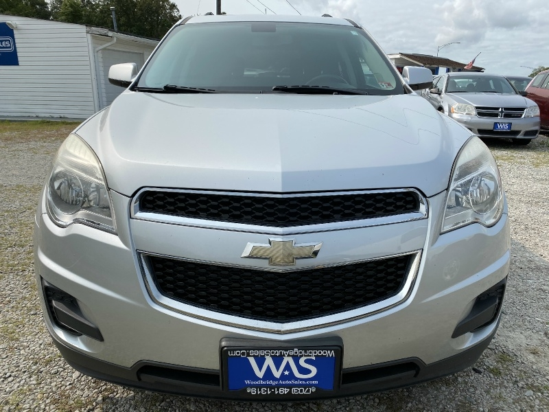 Chevrolet Equinox 2011 price $8,995