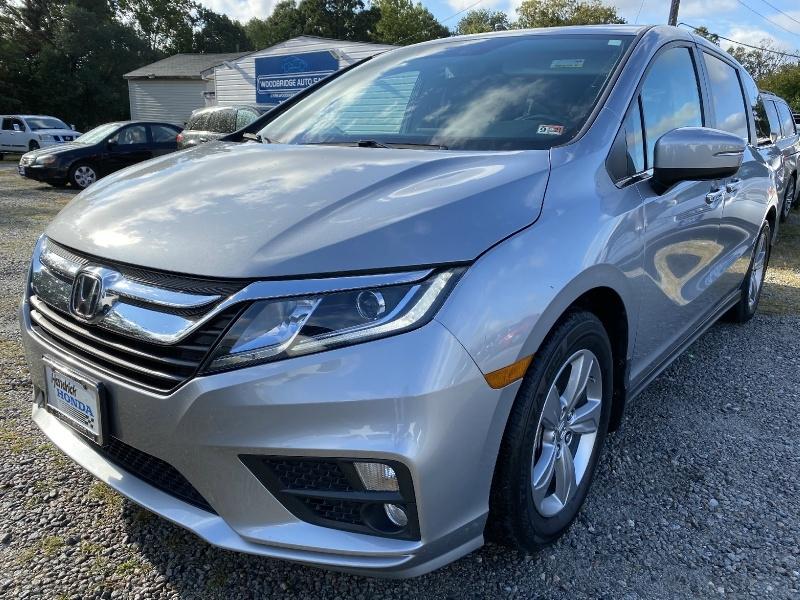 Honda Odyssey 2018 price $27,995