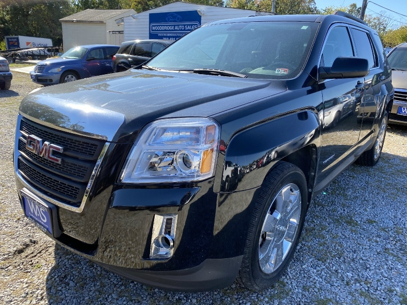 GMC Terrain 2011 price $9,995