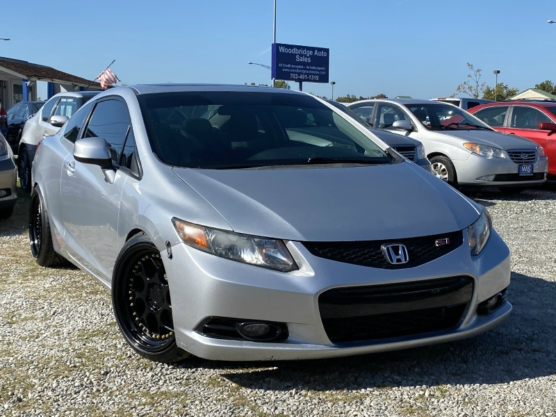 Honda Civic Coupe 2012 price $11,495