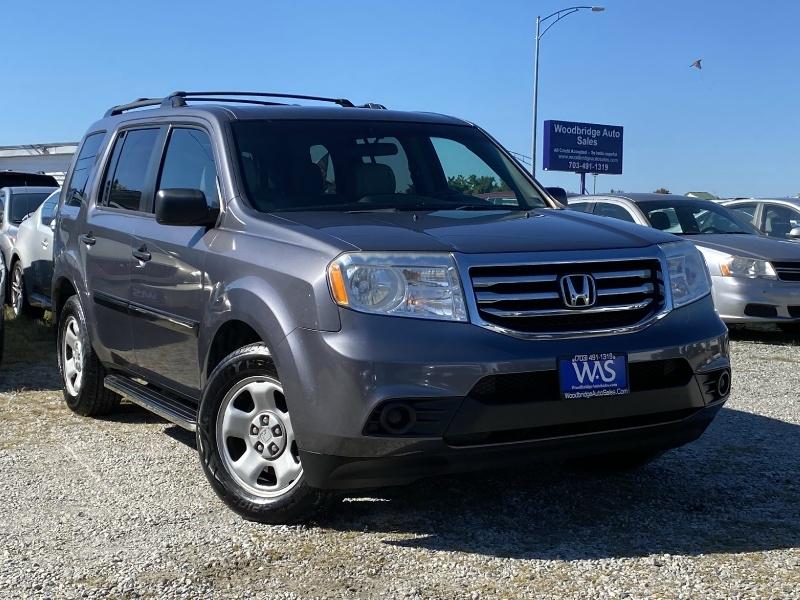Honda Pilot 2014 price $10,995