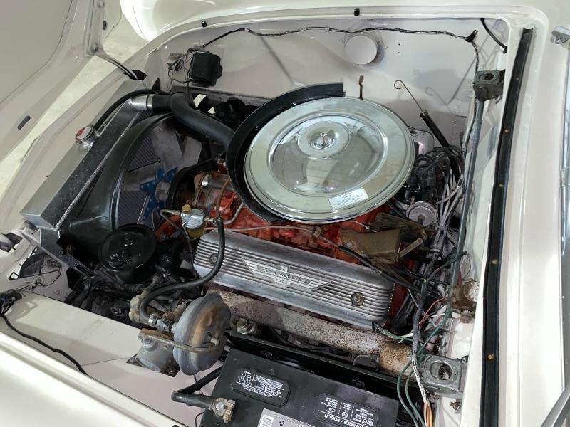 Ford Thunderbird 1957 price $29,995