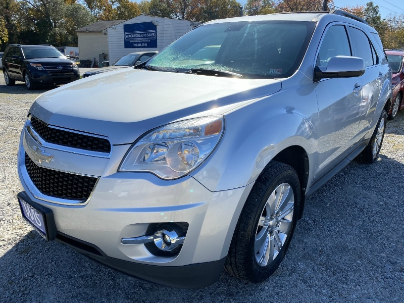Chevrolet Equinox 2010 price $8,995
