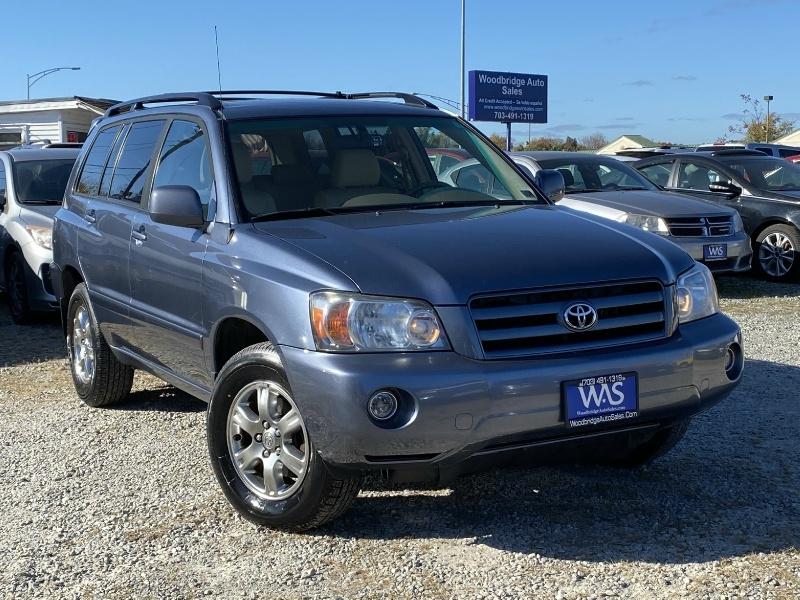 Toyota Highlander 2007 price $6,995