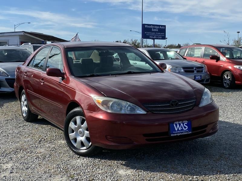 Toyota Camry 2004 price $4,995