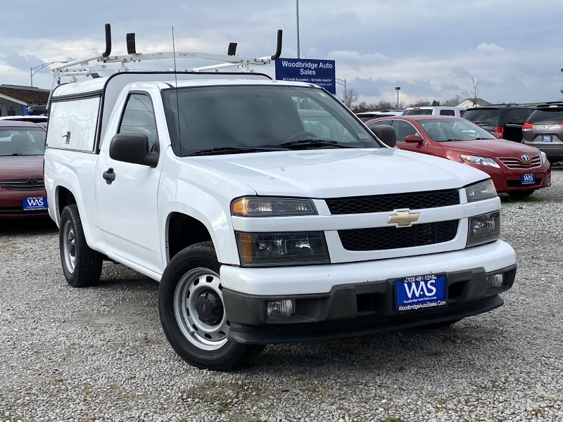 Chevrolet Colorado 2012 price $6,795