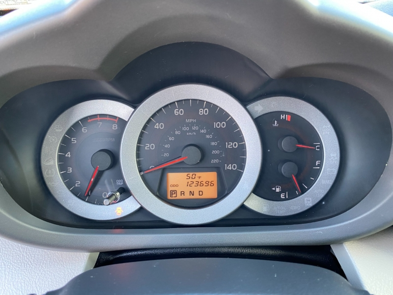 Toyota RAV4 2011 price $8,895