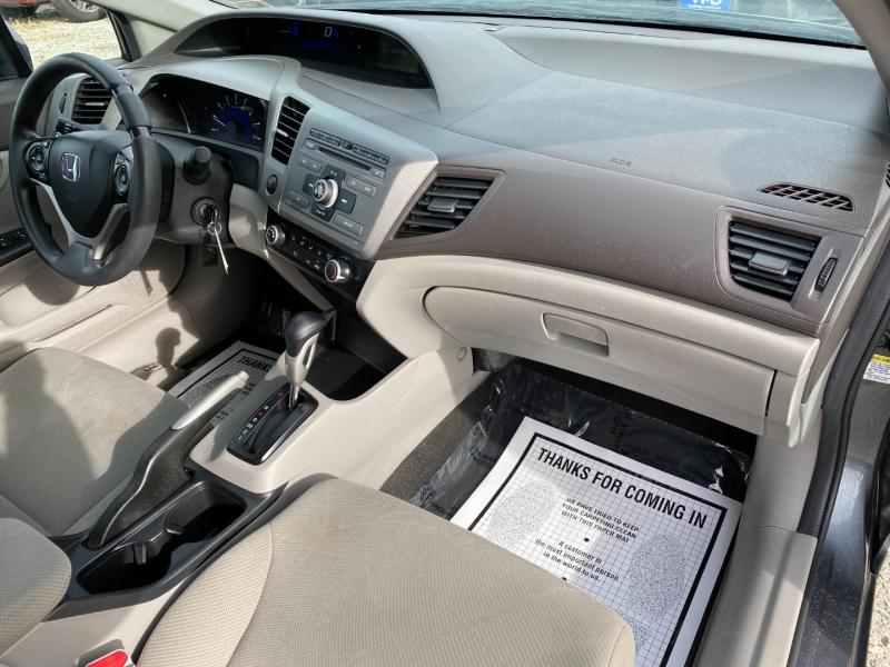 Honda Civic Sdn 2012 price $6,995