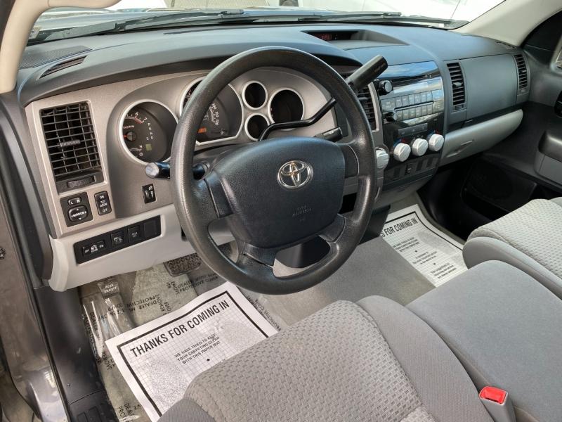 Toyota Tundra 4WD Truck 2011 price $12,995