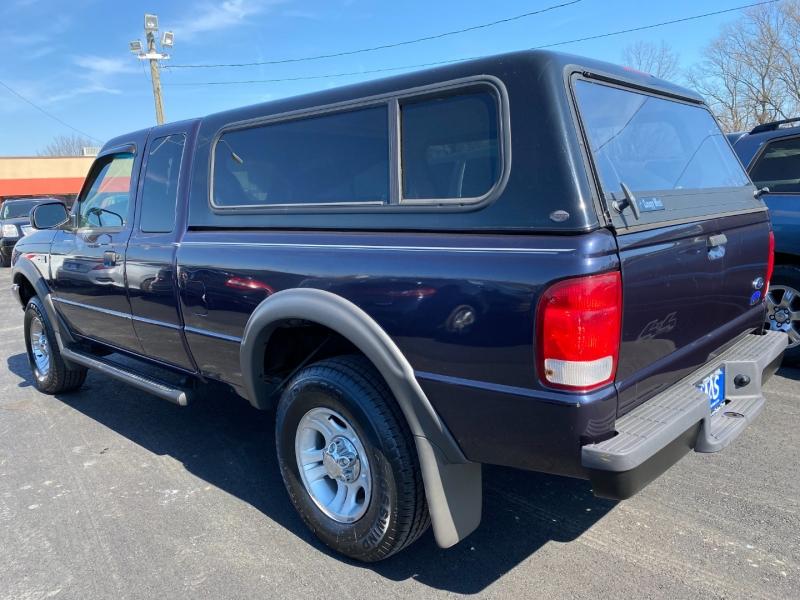 Ford Ranger 2000 price $7,995