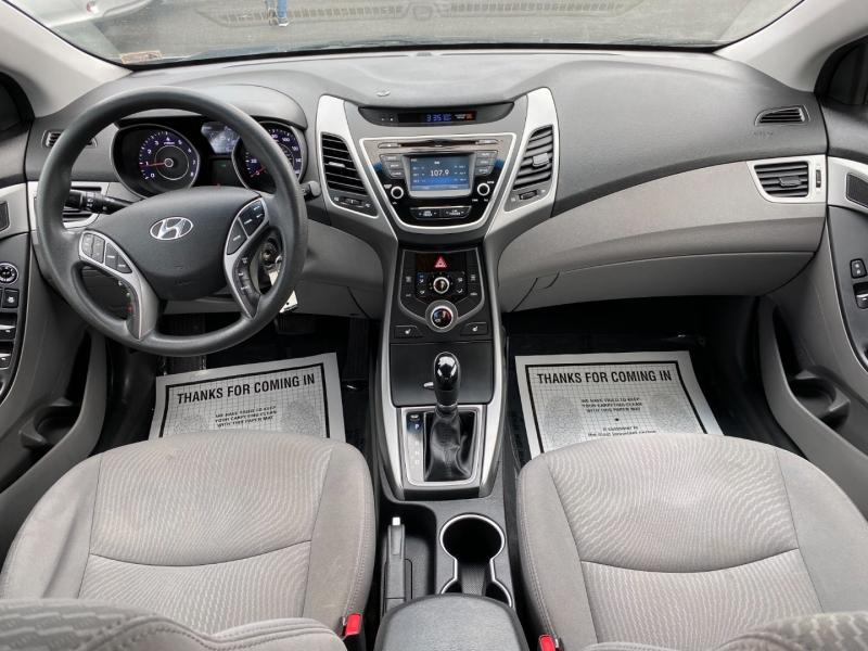 Hyundai Elantra 2014 price $8,995