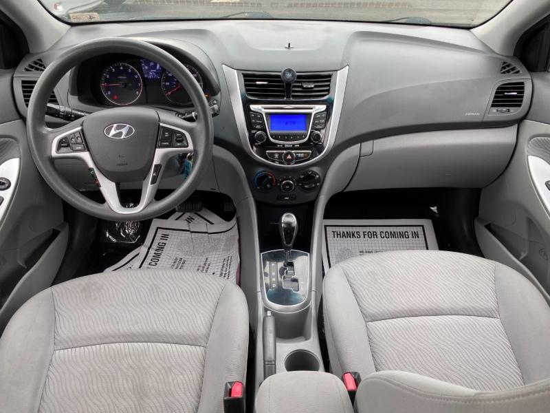 Hyundai Accent 2012 price $6,995